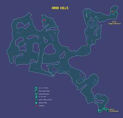 Arid Hills Complete