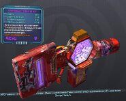 BorderlandsPreSequel огнеупорный стероидный щит (26) фиолетб