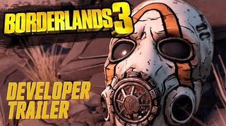 Borderlands 3 Official Developer Trailer