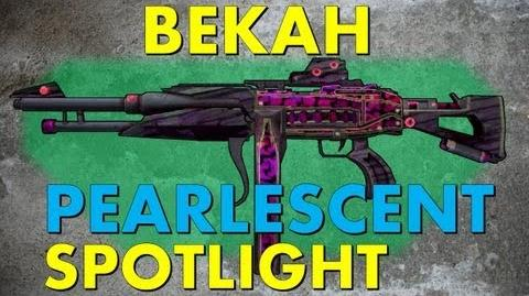 Bekah Gameplay & Stats Jakobs Assault Rifle Pearlescent Spotlight Borderlands 2 UVH Pack 2