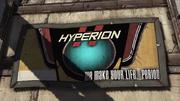 Hyperion banner