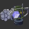 Matériau bouclier Vladof 3