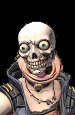 Голова - Брошенные кости