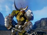 Badass Orc Warlord