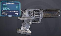 Revolver(Borderlands2) Leather lvl8