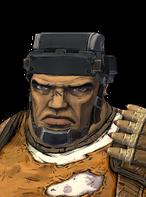 Голова - Капитан Хаос