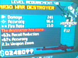AA30 War Destroyer