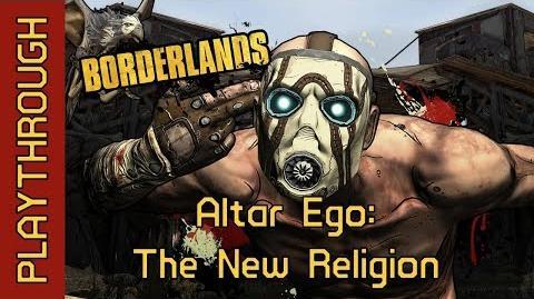 Altar Ego The New Religion