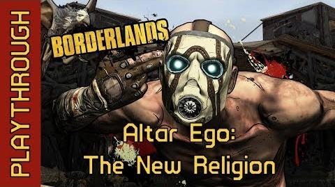Altar Ego The New Religion
