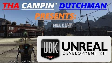 Borderlands Unreal Development Kit
