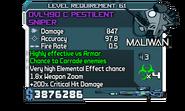 DVL490 C Pestilent Sniper Zaph