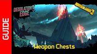 Desolation's Edge Weapon Chests