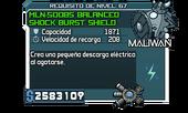 MLN-50OBS Balanced Shock Burst Shield