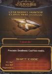 Dplc card4 hunter