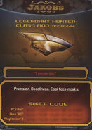 Dplc card4 hunter