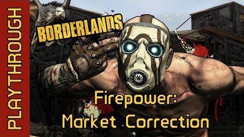 Firepower Market Correction