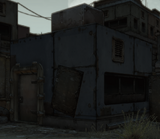 Hidden basement