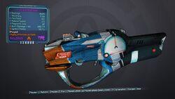Fervid Provacateur 50 Blue Fire