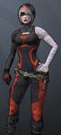 Outfit Maya Black Widow