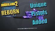 Borderlands 2 Reborn - Все новые пистолеты