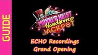 ECHO Recordings (Grand Opening)