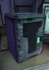Fry safe