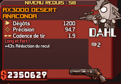 AX300D Desert Anaconda (B)