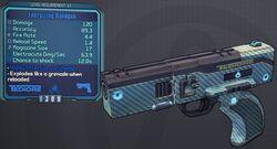 Handgun Energizing lvl17a