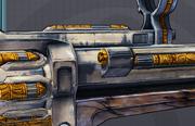 Pistol magsize