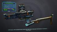 Без стихии зел точнострельный пистолет (2)