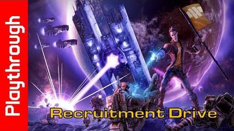 Recruitment Drive