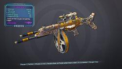 Cowboy Rifle