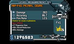AR440 Pearl Ogre