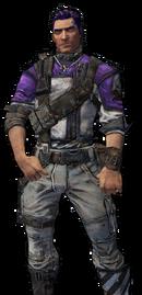 BL2-Axton-Skin-Purple Haze