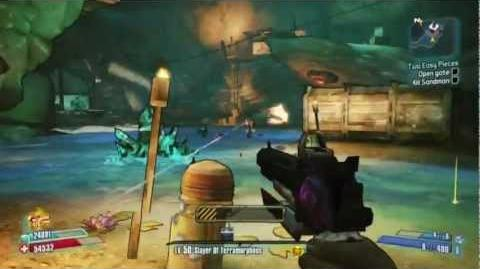 Borderlands 2 Legendary Weapon Slagga and Maggie Location Guide