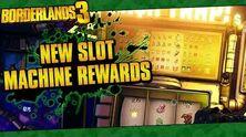 Borderlands 3 Новые виды игровых автоматов!