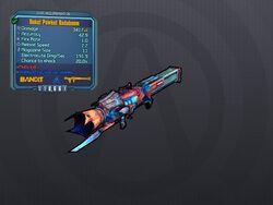 LV 26 Roket Pawket Badaboom