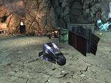 Спасти Железяку: Lost Cave
