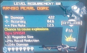 --Category- Images of weapons-- AR490 Pearl Ogre 2