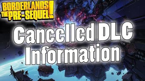 Borderlands The Pre-Sequel Luxy's Space Adventure DLC Cancelled