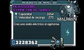 MLN-550OBS Symmetrical Shock Wave Shield