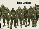 Забытый легион
