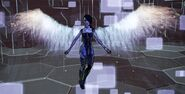 Angel In-game