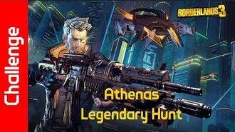 Athenas Challenge Legendary Hunt