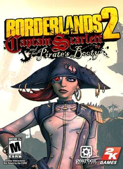Borderlands 2 Captain Scarlet and her Pirates Booty