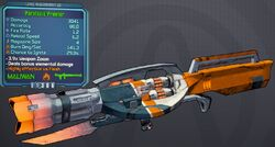 Prowler Parataxis lvl22