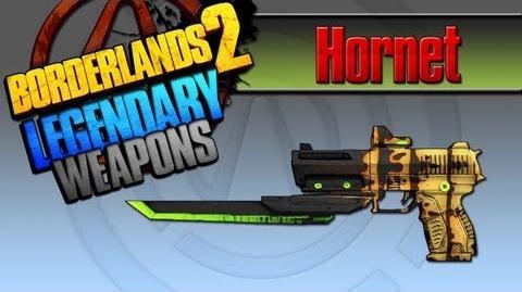 BORDERLANDS 2 *Hornet* Legendary Weapons Guide
