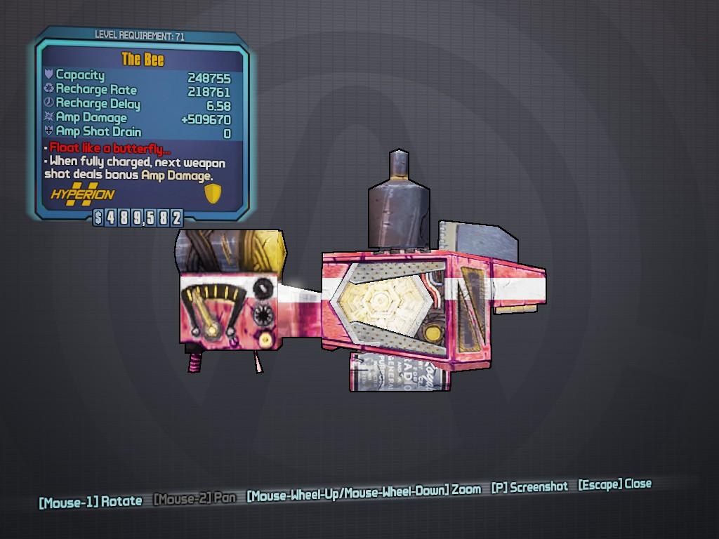 Litnin200's Level 71 Bee