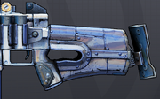 Shotgun torgue stock