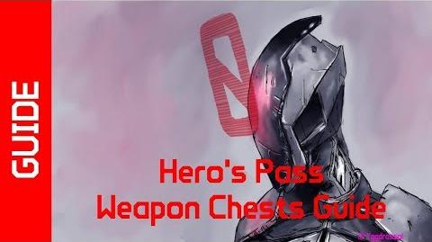 BL2 Hero's Pass Weapon Chests Guide